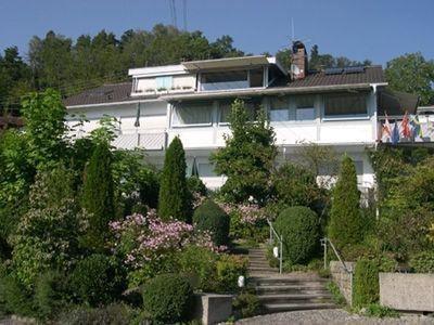 Отель на озере Боден, Германия