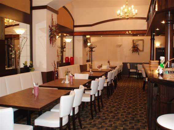 Красивый отель в Праге