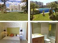 Апартотель в крупном туристическом центре Салоу, Испания