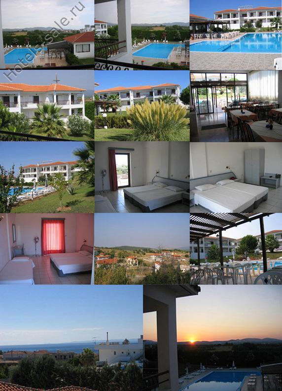 Гостиница в Халкидиках, Греция