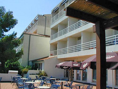 Отель в Хорватии, в Корчуле