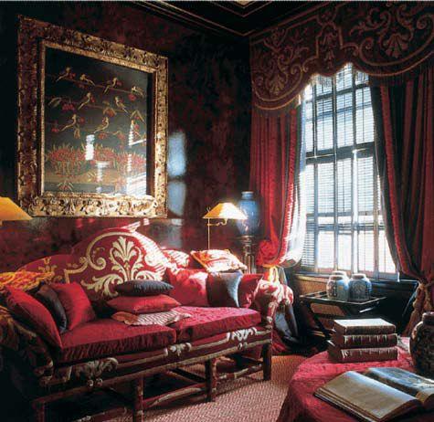4 звездочная гостиница в Лондоне - жемчужина дизайна