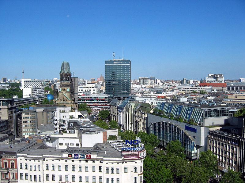 Бизнес-Отель 4* в центре Берлина