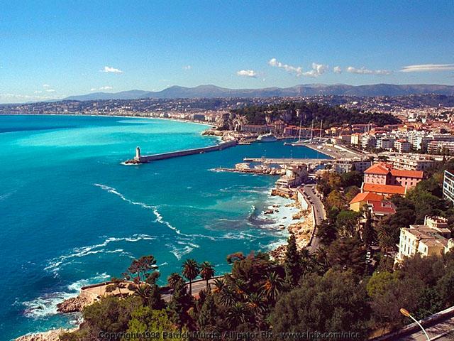 Гостиница в Ницце, рядом с морем