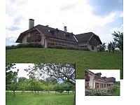 Рядом с Женевой великолепный дом с большим участком во Франции