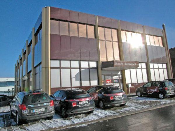 Офисное здание в кантоне ВО, округ Лозанна, Швейцария.