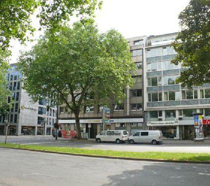 Рентабельный коммерческий центр в столице Северной Вестфалии Дюссельдорфе, Германия