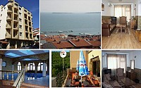 Отель в Болгарии с прекрасным видом на море, Святой Влас