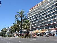 Гостиница в Ницце, в пешеходной зоне, самый центр, рядом с Казино Рюль, в одной мин. от моря