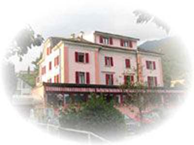 Гостиница в кантоне Тичино.