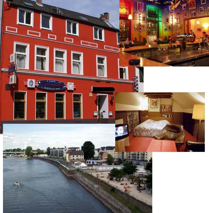 Гостиница в Кельне гораздо ниже рыночной цены - не упустите свой шанс!