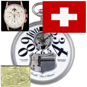 Купите себе раритет Швейцарии - Ваше имя будет навеки в швейцарских часах!