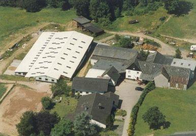 Конноспортивный центр в Германии, в 25 км от Бонна.