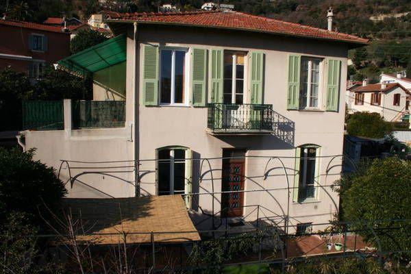 Дом в Ницце, Лазурный берег, Франция.