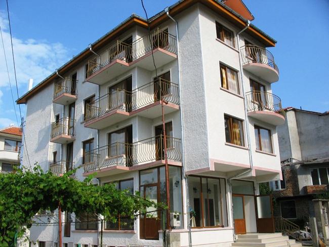 Отель черноморском побережье Болгарии, Обзор