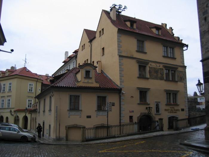 В Праге продается четырехзвездочный отель