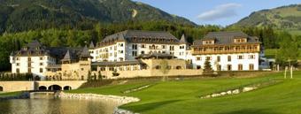 5* отель в Китцбюэле (Тироль) Австрия