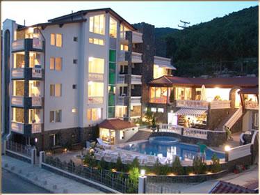 Отель в Болгарии, Святой Влас
