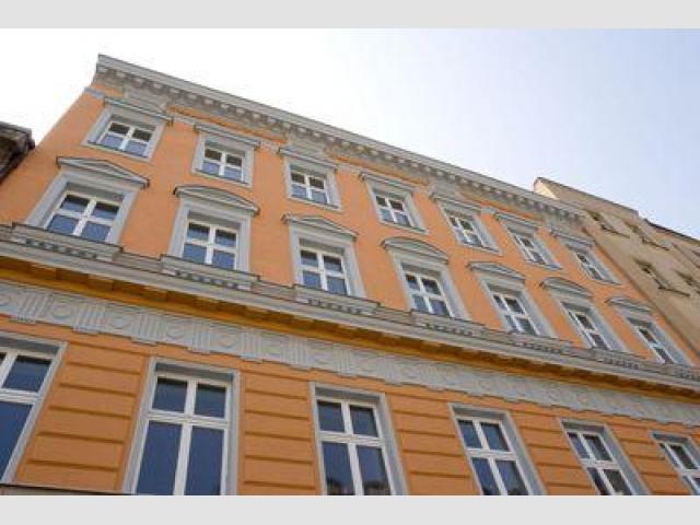 Отреконструированный отель в Праге