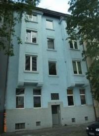 Доходный дом в Дюссельдорфе, рядом с новым комплексом суда Северной Вестфалии