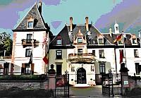 Гостиница - замок во Франции