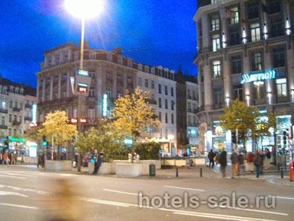 Квартира в Брюсселе, на условиях пожизненной ренты, свободная