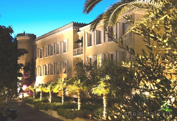 Гостиница в Каннах, в 300 м от Каннского кинофестиваля.
