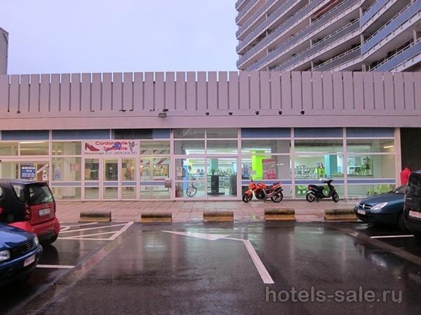 Продажа коммерческих площадей в Брюсселе