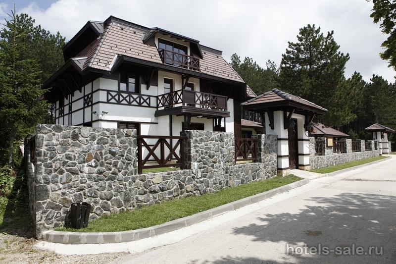 Дом-шале на горно-лыжном курорте Златибор (Сербия)