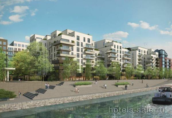 Замечательная квартира в новом доме в БРЮССЕЛЕ