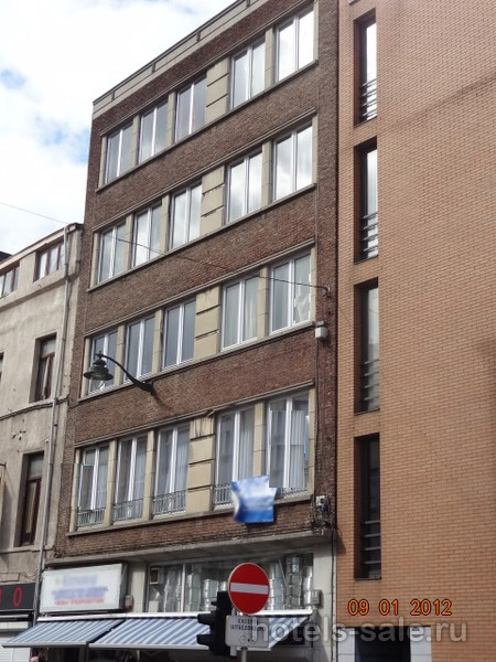 Доходный дом в Брюсселе