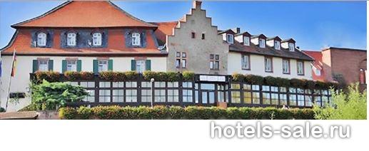 Историческая гостиница на 26 номеров рядом с Франкфуртом на Майне, Германия