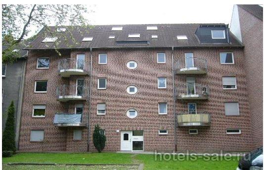 Два ухоженных доходных дома с уютными квартирами в 20 км от Дюссельдорфа, Германия