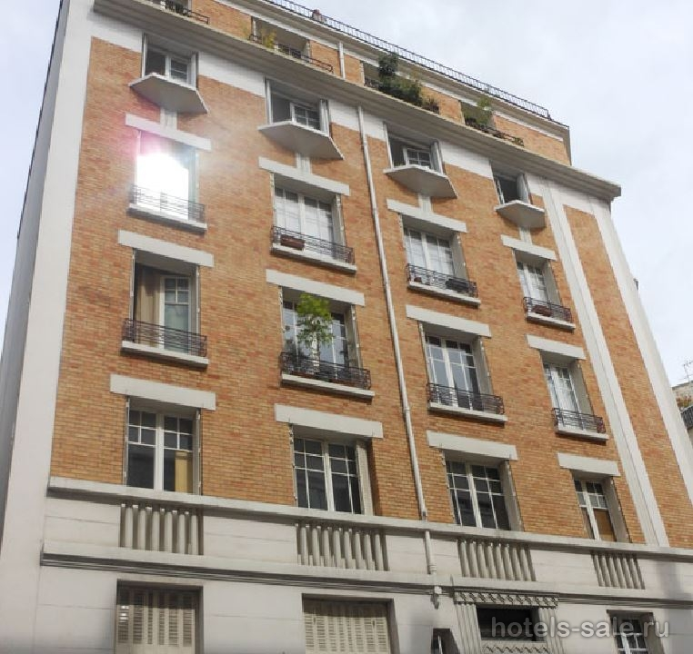 Продаётся квартира в Париже