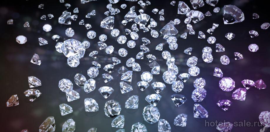 Компания по покупке - продаже алмазов в Африке