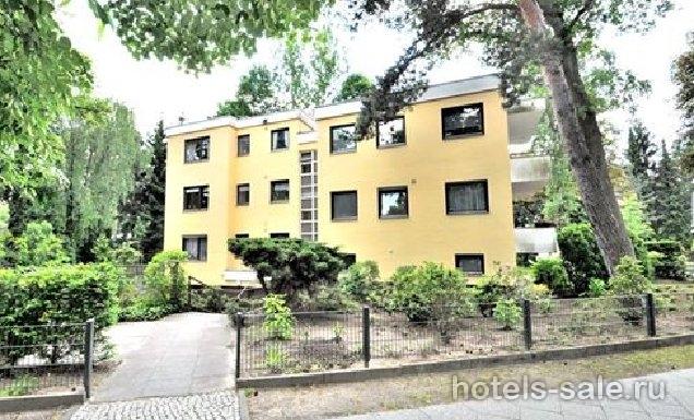 Доходный дом в столичном Берлине