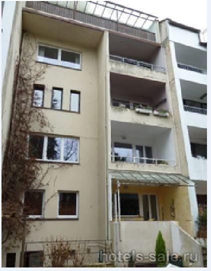 Доходный дом с 6-тью квартирами в столице Северной Вестфалии, Германии