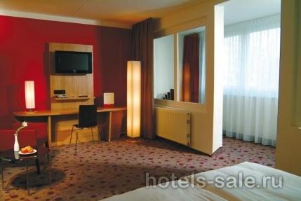 Крупный отель 3 звезды в Берлине