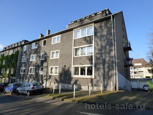 Доходный дом в крупном городе (600 000 жителей) Эссене, Германия, рядом с Дюссельдорфом