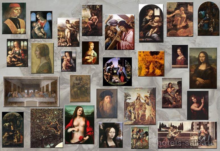 Картины известных мастеров на продажу