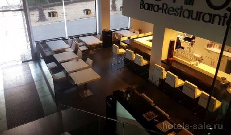 Ресторан в Испании, Аликанте, бизнес и стены, привлекательное предложение.