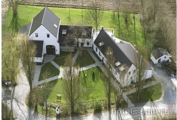 Гостиница в провинции Брабант в Бельгии, в 40 км от Брюсселя