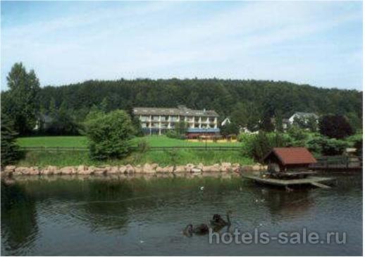 Wellness-отель в лесной зоне, федеральная земля - Гессен, Германия
