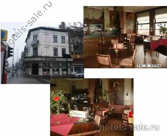 Flat Hotel в Бельгии
