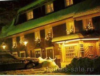 Отель в районе лыжного курорта на горе Фельдберг, Германия
