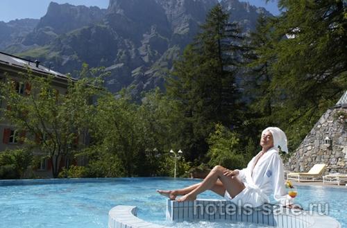 Термальный центр в Швейцарии - один из лучших в Европе!