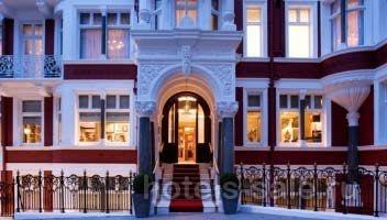 5 звездочная гостиница в самом центре Лондона