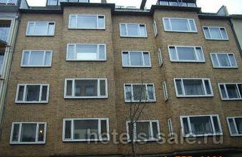 Доходный дом в центре Дюссельдорфа, Германия - шанс для инвесторов.