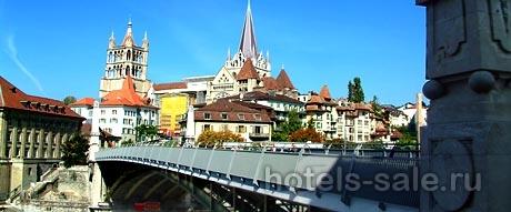 Продается гостиница  в Швейцарии