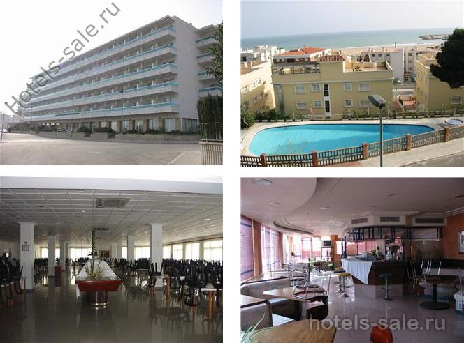Отель в Кома-Руга, Испания